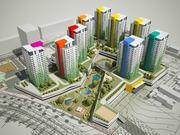 Ищем инвестора на жилой много-этажный квартал в Воронеже